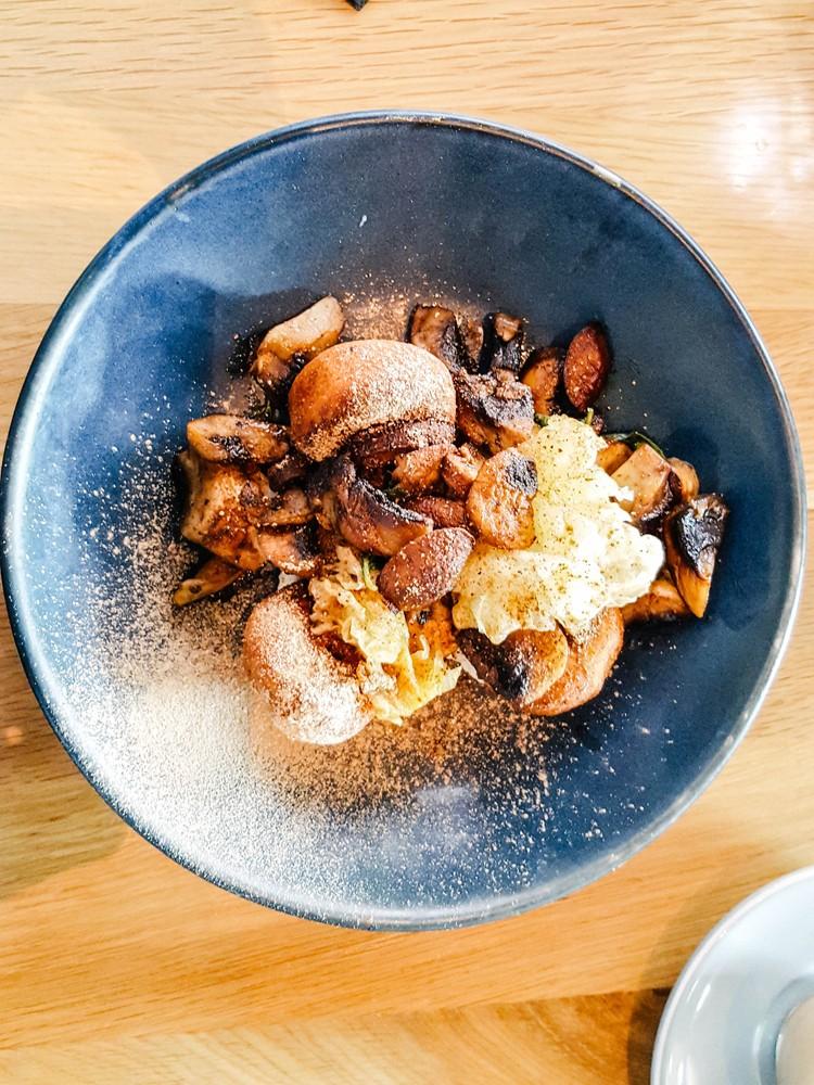 Auckland 047 Mushrooms doughnuts