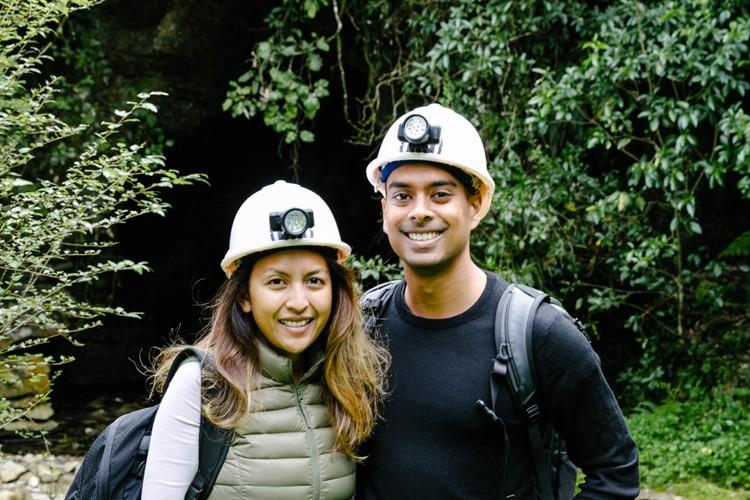Waitomo 04 helmets