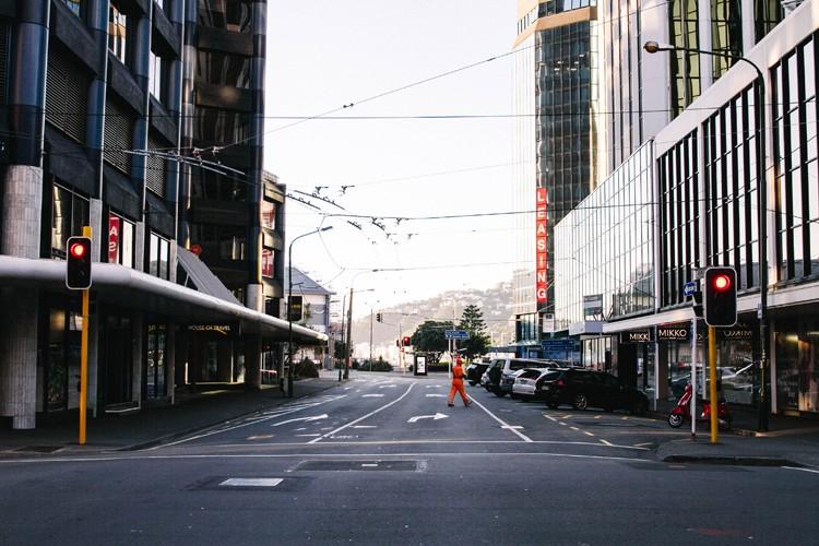 Wellington 01 Morning street