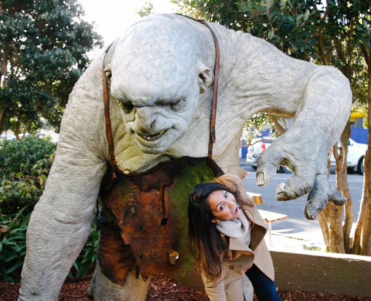 Wellington 04 weta troll