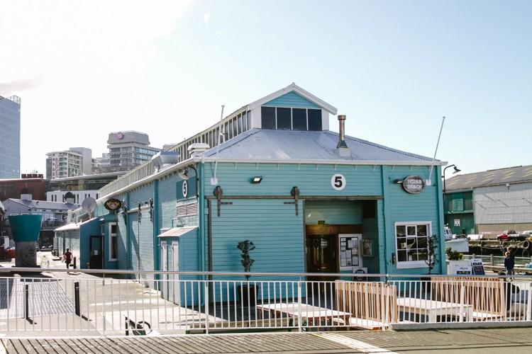 Wellington 12 crab shack